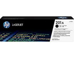 HP 201A Black Standard Yield Toner