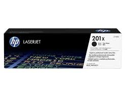 HP 201X Black High Yield Toner