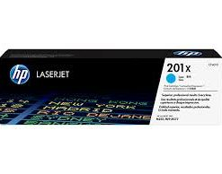 HP 201X Cyan High Yield Toner
