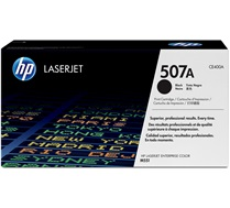 HP 507A Black Toner CE400A