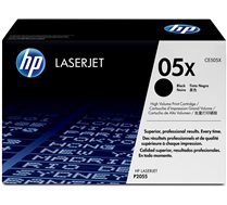 HP 05X (CE505X) Black High Yield Original LaserJet Toner