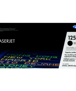 HP 125A Black Original LaserJet Toner