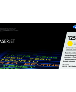 HP 125A Yellow Original LaserJet Toner
