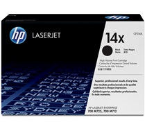 HP 14X (CF214X) Black High Yield Original LaserJet Toner