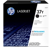 HP 37Y Extra High Yield Black Original LaserJet Toner