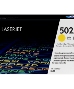 HP 502A Yellow Original LaserJet Toner