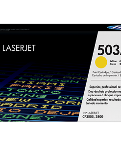 HP 503A Yellow Original LaserJet Toner