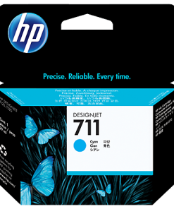 HP 711 29ml Cyan Ink Cartridge CZ130A