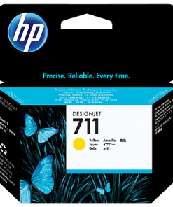 HP 711 29ml Yellow Ink Cartridge CZ132A