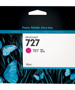 HP 727 130ml Magenta Ink Cartridge B3P20A