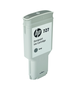 HP 727 300-ml Gray Ink Cartridge F9J80A