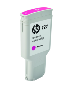 HP 727 300-ml Magenta Ink Cartridge F9J77A