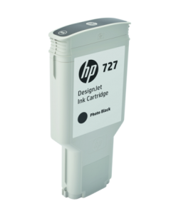 HP 727 300-ml Photo Black Ink Cartridge F9J79A