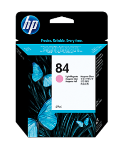 HP 84 Light Magenta Ink C5018A