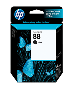 HP 88 Black Ink Cartridge C9385AN