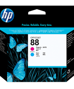 HP 88 Magenta and Cyan Printhead C9382A