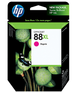 HP 88XL High Yield Magenta Ink Cartridge C9392AN
