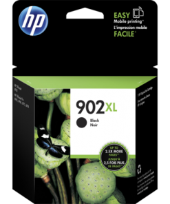 HP 902XL High Yield Black Ink Cartridge T6M14AN