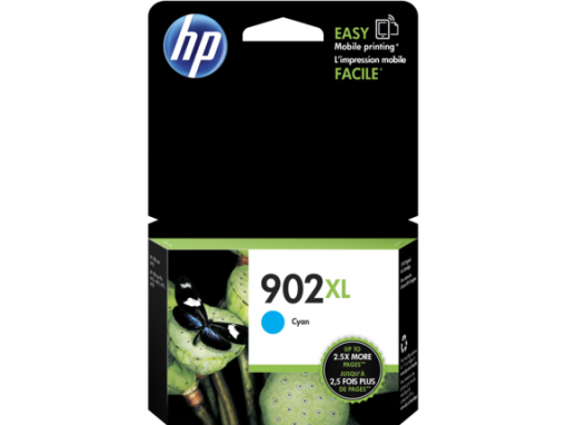 HP 902XL High Yield Cyan Ink Cartridge T6M02AN