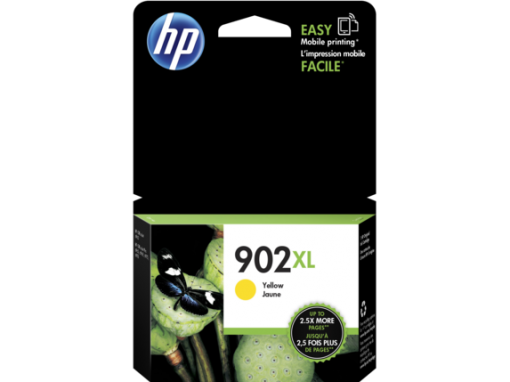 HP 902XL High Yield Yellow Ink Cartridge T6M10AN