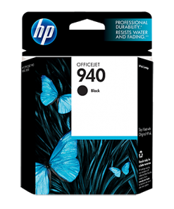 HP 940 Black Ink Cartridge C4902AN