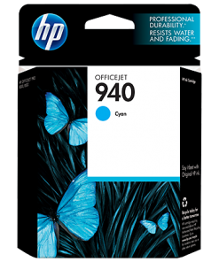 HP 940 Cyan Ink Cartridge C4903AN