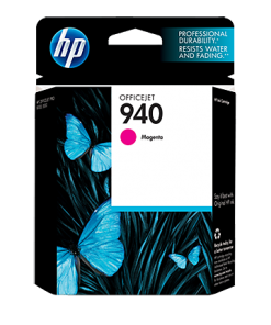 HP 940 Magenta Ink Cartridge C4904AN