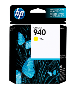 HP 940 Yellow Ink Cartridge C4905AN