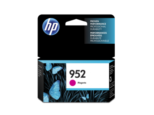 HP 952 Magenta Ink Cartridge L0S52AN