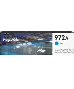 HP 972A Cyan PageWide Ink Cartridge L0R86AN