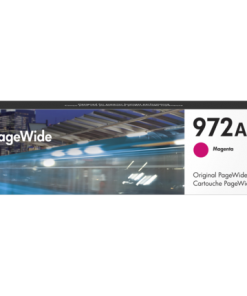 HP 972A Magenta PageWide Ink Cartridge L0R89AN