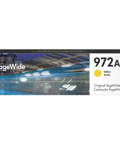 HP 972A Yellow PageWide Ink Cartridge L0R92AN