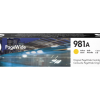 HP 981A Yellow PageWide Ink Cartridge J3M70A