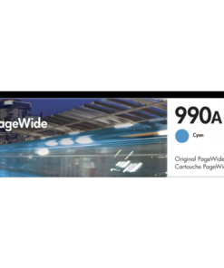 HP 990A Cyan PageWide Ink Cartridge M0J73AN