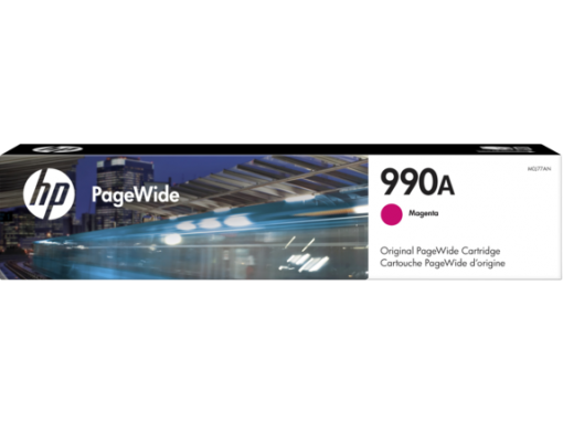 HP 990A Magenta PageWide Ink Cartridge M0J77AN