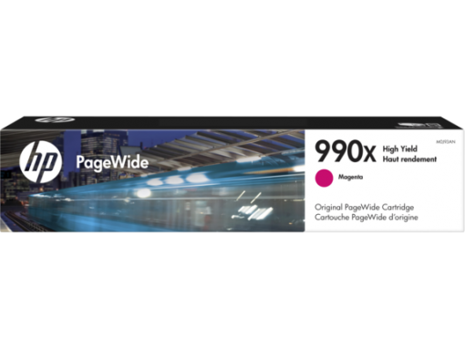 HP 990X Magenta PageWide Ink Cartridge M0J93AN