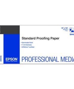Epson Standard Proofing Paper 205 36″x164′ S045081