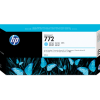 HP 772 300-ml Light Cyan Ink Cartridge CN632A