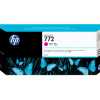 HP 772 300-ml Magenta Ink Cartridge CN629A