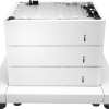 HP LaserJet 3x550-sheet Feeder and Stand J8J93A