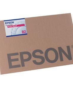 Epson Enhanced Matte Postboard Paper 24″x30″ S041598