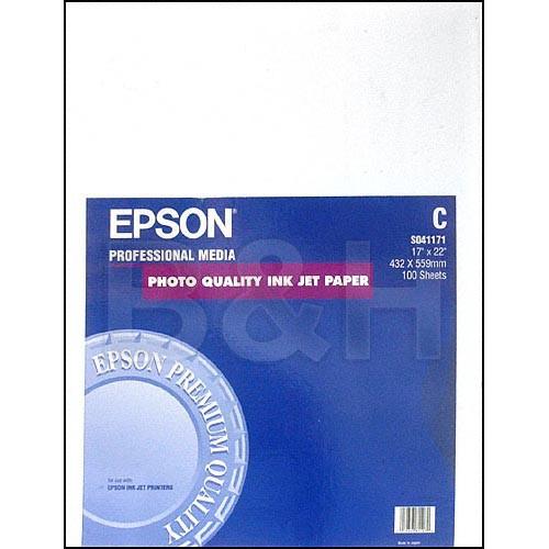 Epson Presentation Matte Paper 17inx22in S041171