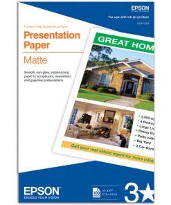 Epson Presentation Matte paper 11″x17″ S041070