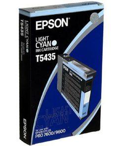 Epson T5435 Light Cyan UltraChrome Ink Cartridge