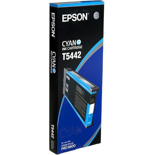 Epson T5442 Cyan UltraChrome Ink Cartridge