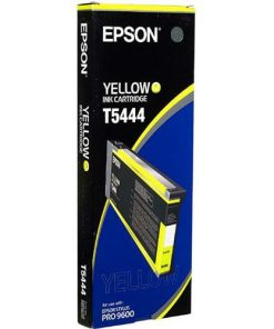 Epson T5444 Yellow UltraChrome Ink Cartridge