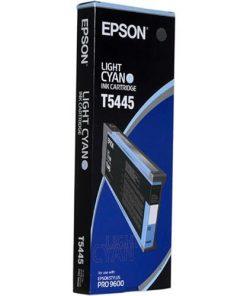 Epson T5445 Light Cyan UltraChrome Ink Cartridge