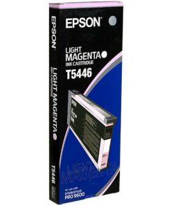 Epson T5446 Light MagentaUltraChrome Ink Cartridge