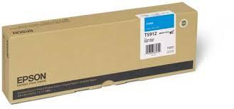 Epson T591200 UltraChrome K3 Cyan Ink Cartridge