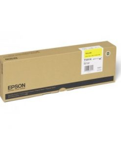 Epson T591400 UltraChrome K3 Yellow Ink Cartridge